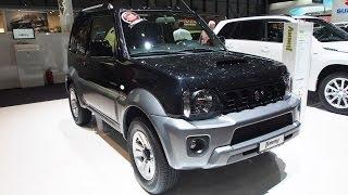 getlinkyoutube.com-2014 Suzuki Jimny - Exterior and Interior Walkaround - Geneva Motor Show 2014