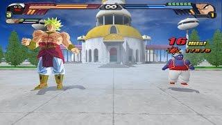 getlinkyoutube.com-Fusion Broly and Mr Popo Blue (Dragon Ball Z Budokai Tenkaichi 3 mod)