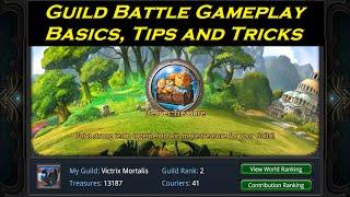 getlinkyoutube.com-Deck Heroes: Guild Battle Gameplay, Basics, Tips & Tricks