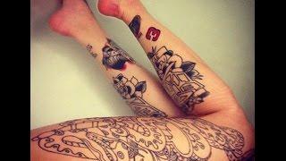 getlinkyoutube.com-Tatuajes para Mujeres I Tatuajes de Mujeres