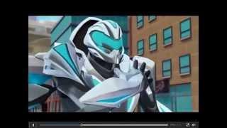 getlinkyoutube.com-Max Steel Reboot 1º Temporada Episódio 10 Vivendo Pela Espada Dublado