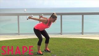 getlinkyoutube.com-The 10-Minute Total-Body Workout | Shape