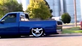 "getlinkyoutube.com-My Bagged Chevy ""Old Blue"""