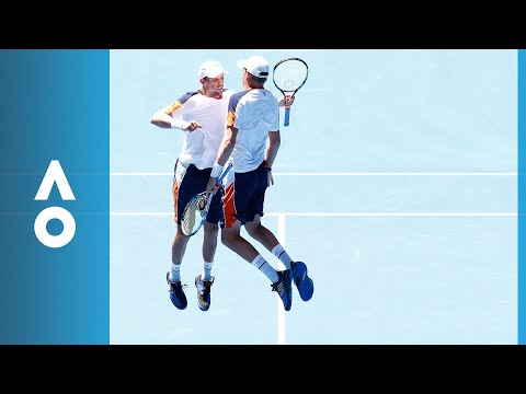The best doubles rally you`ll see this year | Australian Open 2018