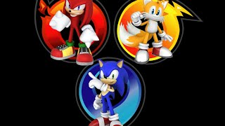 SonicGames - Sonic Heroes Playthrough Team Sonic - Part 2 - City