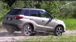 getlinkyoutube.com-new Suzuki Vitara 2015 SUV test