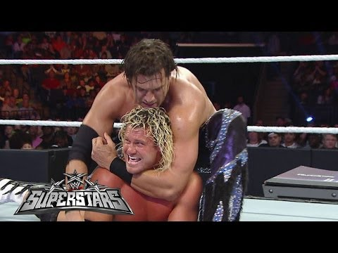 Dolph Ziggler vs. Fandango: WWE Superstars, March 13, 2014