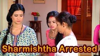getlinkyoutube.com-Sharmishtha to be jailed | Swara-Sanskar supports her while Ragini-Laksh are against
