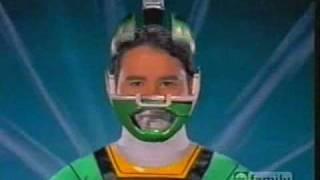 Power Rangers Turbo width=