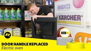 getlinkyoutube.com-How to Fix an Oven Door Handle