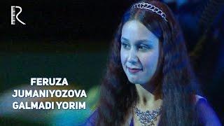 getlinkyoutube.com-Feruza Jumaniyozova - Galmadi yorim | Феруза Жуманиёзова - Галмади ёрим