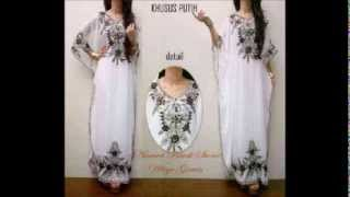 getlinkyoutube.com-Baju Kaftan Dress Online Terbaru  Murah