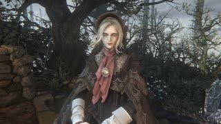 getlinkyoutube.com-Bloodborne -How to make the Doll or Maria-【revised HD ver】creation sliders as Large_Messenger's gift
