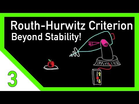 Routh-Hurwitz Criterion, Beyond Stability