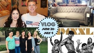 getlinkyoutube.com-Honeybee Vlog Cam: Brian's Birthday, Magic Mike XXL, Furniture Shopping