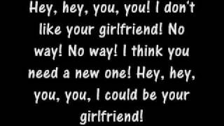 getlinkyoutube.com-Avril Lavigne-Girlfriend Lyrics