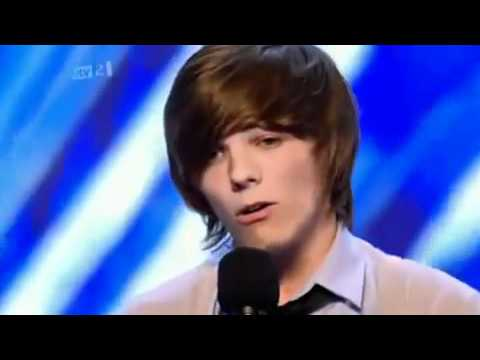 Louis Tomlinson - The X Factor First Audition