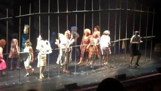 getlinkyoutube.com-Big Doll House - Hairspray National Tour 2010
