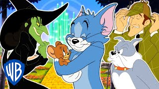 Tom & Jerry | At The Movies | WB Kids width=