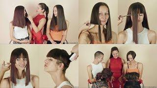 getlinkyoutube.com-Hair2U - Anisa and Ivana Haircut Preview