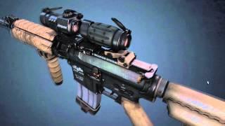 getlinkyoutube.com-M4 VLTOR - FPS Weapon Animation -