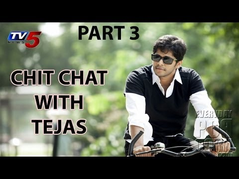 Ulavacharu Biryani Movie Hero Tejas Chit chat | Part 3 : TV5 News