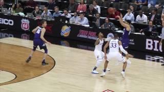 El torneo de baloncesto Phillips 66 Big XII continúa en dando de que hablar