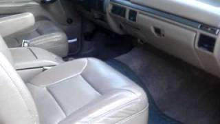 93 Ford Bronco EB 4X4 part 1