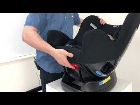 Mother's Choice Nest II Convertible Car Seat
