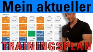 getlinkyoutube.com-Mein aktueller Trainingsplan