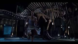 getlinkyoutube.com-Rexy and Blue vs Indominus Rex - Monster