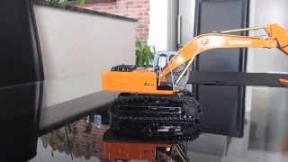 getlinkyoutube.com-RC Bagger 1:32 Hitachi