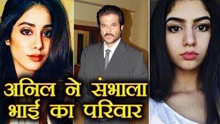 Sridevi: Anil Kapoor Taking FULL Care Of Jhanvi Kapoor And Khushi   वनइंडिया हिंदी