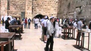 getlinkyoutube.com-Jerusalem - The Western (Wailing) Wall
