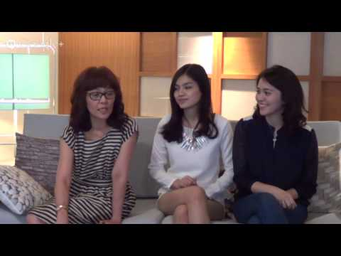 GADIS Sampul 2014 at Google Hangout