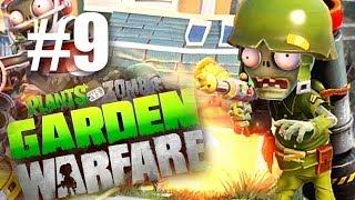 getlinkyoutube.com-ОНИ ХОТЯТ МОЗГИ! #9 Plants vs Zombies: Garden Warfare (HD) Играем первыми