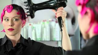getlinkyoutube.com-How to Get a Classic Finger Wave Tutorial: by John Paul Mitchell Systems®