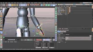 How to Import FBX data and Animate it in Cinema4D