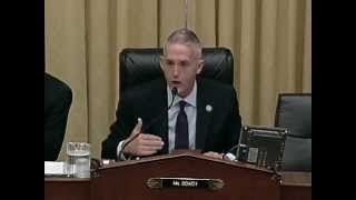 IRS scandal update: Rep. Trey Gowdy gives a powerful law lesson to law professor