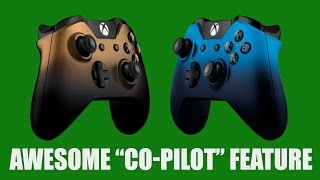 CO-PILOT Mode!! | Use 2 Controllers on 1 Account | New Feature for Xbox One