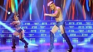 Showmatch - Dark Horse - Noelia Pompa & Facundo Mazzei (Femme Style)