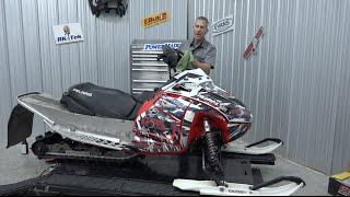 getlinkyoutube.com-Snowmobile preseason checklist!!  Get your sled ready, the snow's coming!!