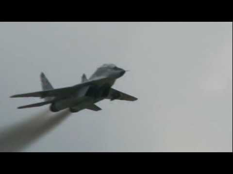 RAFALE / F18 / MIG 29 ,LA CONFRONTATION !!! Tiger Meet 2011 [HD]