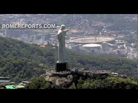 Locations for 2013 World Youth Day events in Rio released