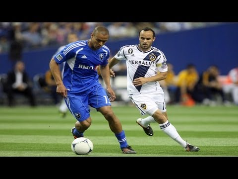 HIGHLIGHTS: Montreal Impact vs Los Angeles Galaxy