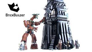 getlinkyoutube.com-Lego LOTR 10237 The Tower of Orthanc - Lego Speed Build