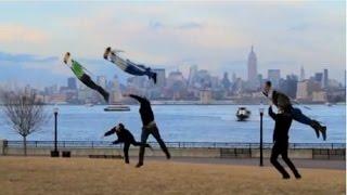 getlinkyoutube.com-Manusia Sakti Bisa Terbang