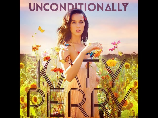 UNCONDITIONALLY  - KATY PERRY cover Karaoke