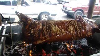 Porco no Rolete Campinas - Pururucando Porco no Churrasco ODAM