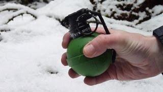 getlinkyoutube.com-AIRSOFT GRENADE - TLSFx M10 Ball Grenade